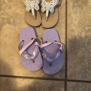 Shoes - Toddler sandles size 8